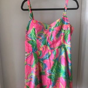 Lilly Pulitzer fit and flare